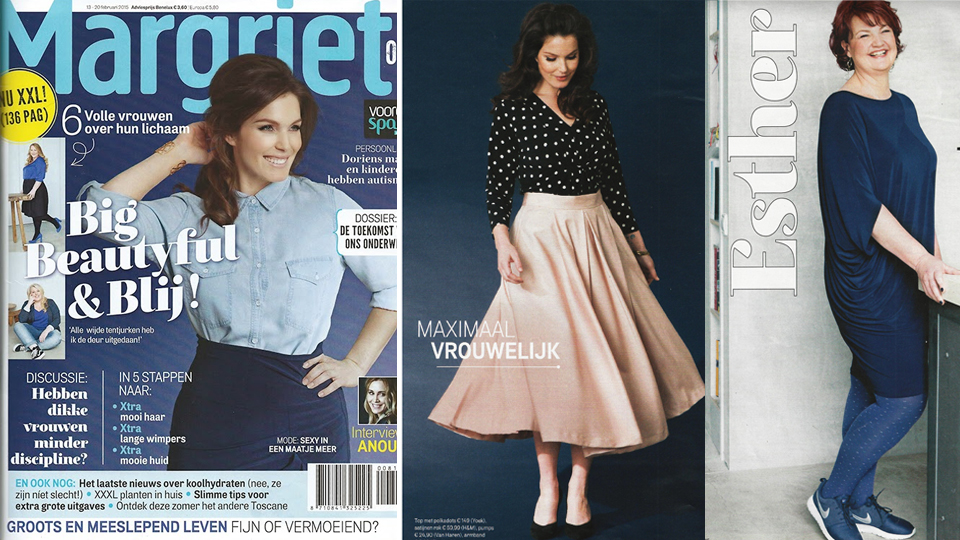 As seen in| Yoek in Margriet XL