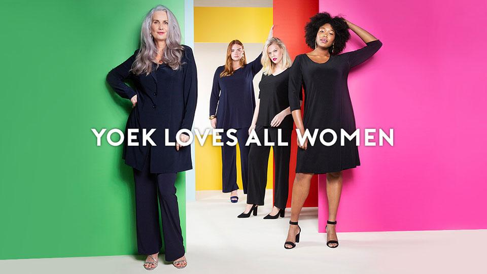 Yoek Loves All Women